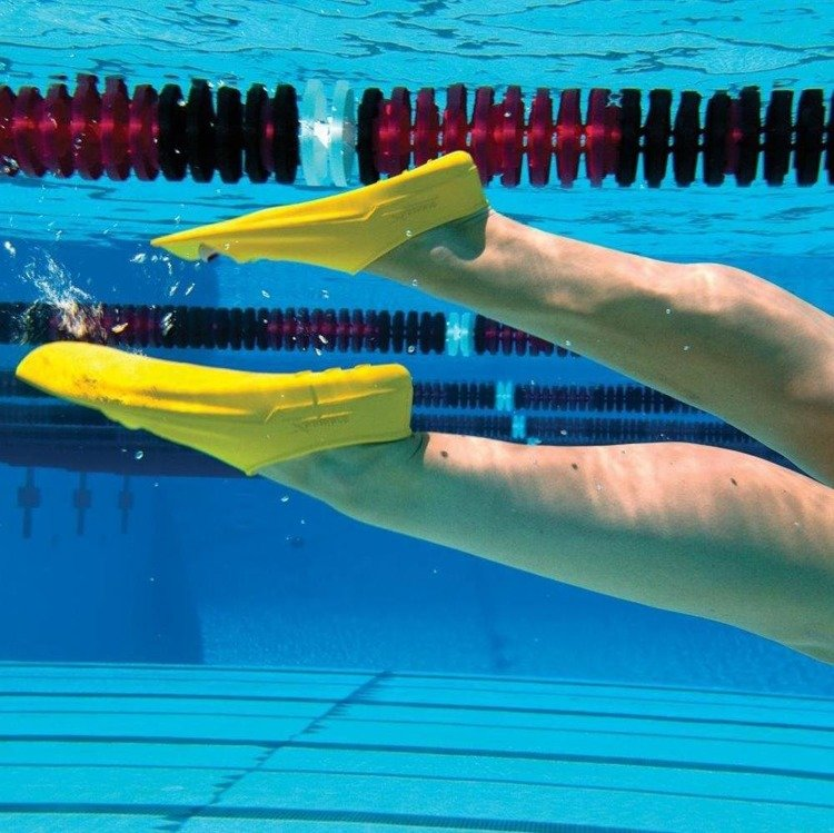 Finis Zoomer Gold - multifunktionale Flossen Training
